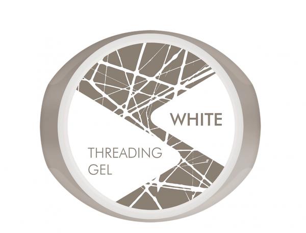 Threading Gel White
